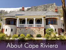 About Cape Riviera Guesthouse